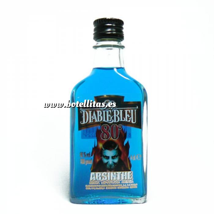 Imagen 6 Otros Absenta Azul 80 - Le Diable Rouge 4cl