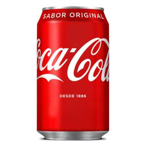 2. Coge tus complementos - Coca Cola Mini 20cl