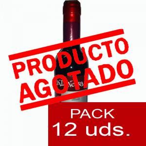 4 Vino - Vino Pata Negra Rioja Crianza 37.5 cl CAJA COMPLETA 12 UDS