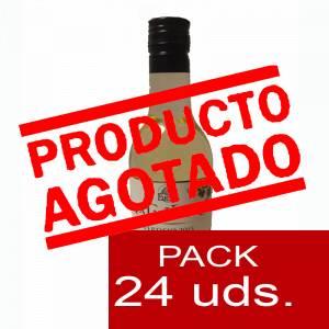 4 Vino - Vino Pata Negra Rueda Blanco Verdejo 18.7 cl CAJA COMPLETA 24 UDS