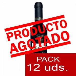 4 Vino - Vino RIOJA Antaño Tempranillo 37.5 cl CAJA COMPLETA 12 UDS