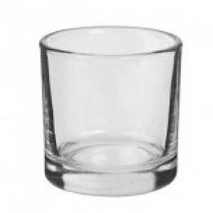 FRASCAS-TARROS - Vaso de Chupito de Cristal 4,5 x 4 x 4