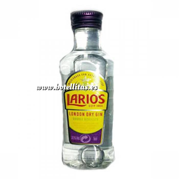 Imagen 1 Ginebra Ginebra Larios Dry Gin 5cl - PT