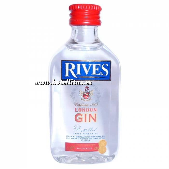 Imagen 1 Ginebra Ginebra Rives London Gin 5cl - PT