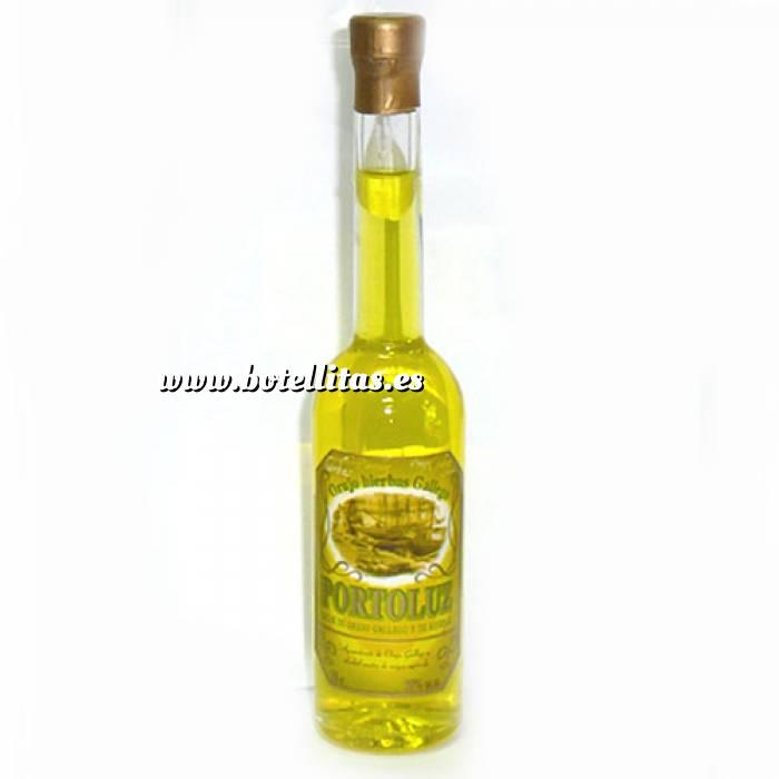 Imagen 2 Licor, Orujo y Cremas Orujo de hierbas portoluz 10cl (Últimas Unidades)