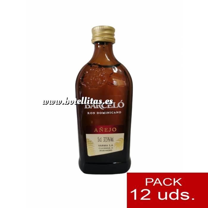 Imagen 3 Ron Ron Barceló Añejo 5cl 1 PACK DE 12 UDS