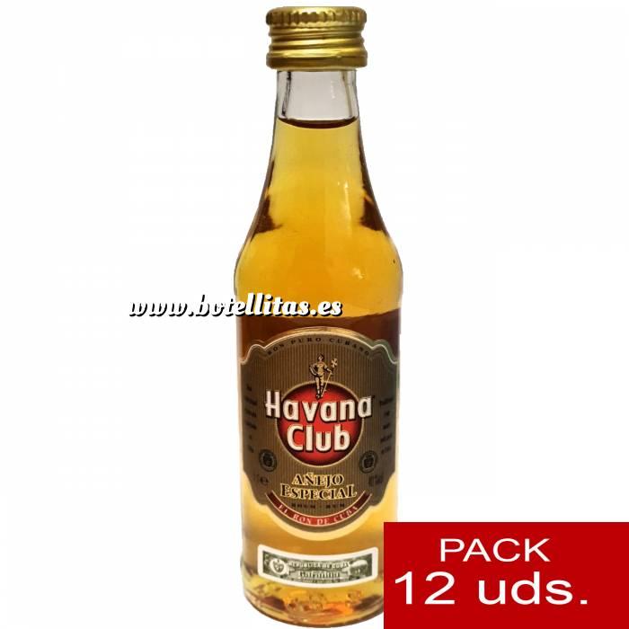 Imagen 3 Ron Ron Havana Club Añejo Especial 5cl 1 PACK DE 12 UDS