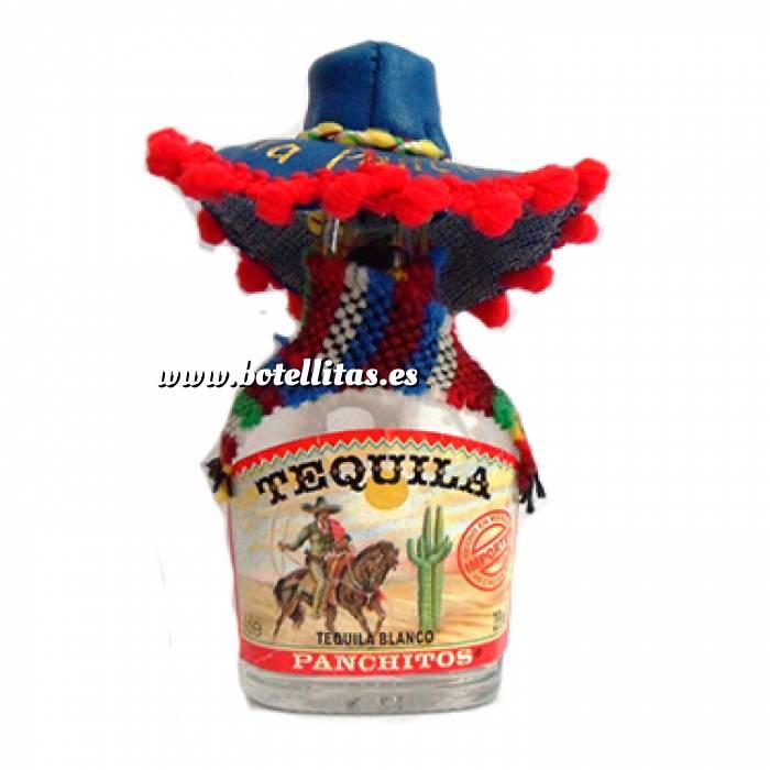 Imagen 4 Tequila Tequila Panchitos 5cl (Sombrero en colores surtidos)