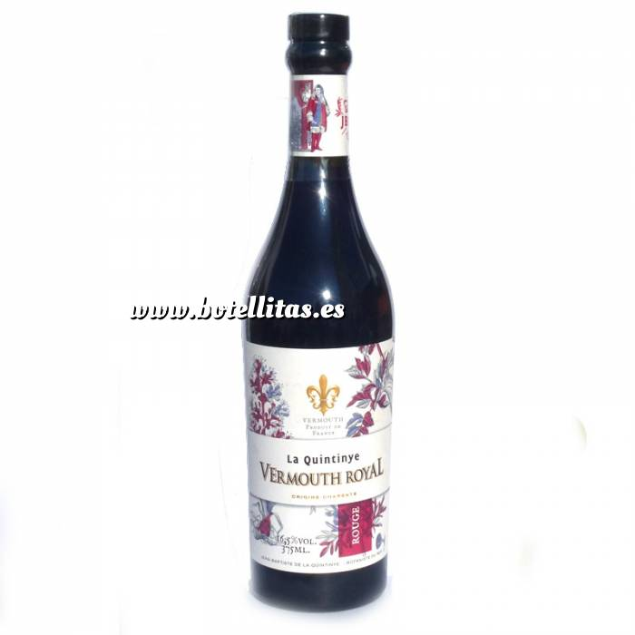 Imagen 5 Vermouth Vermouth Royal rouge 37,5cl