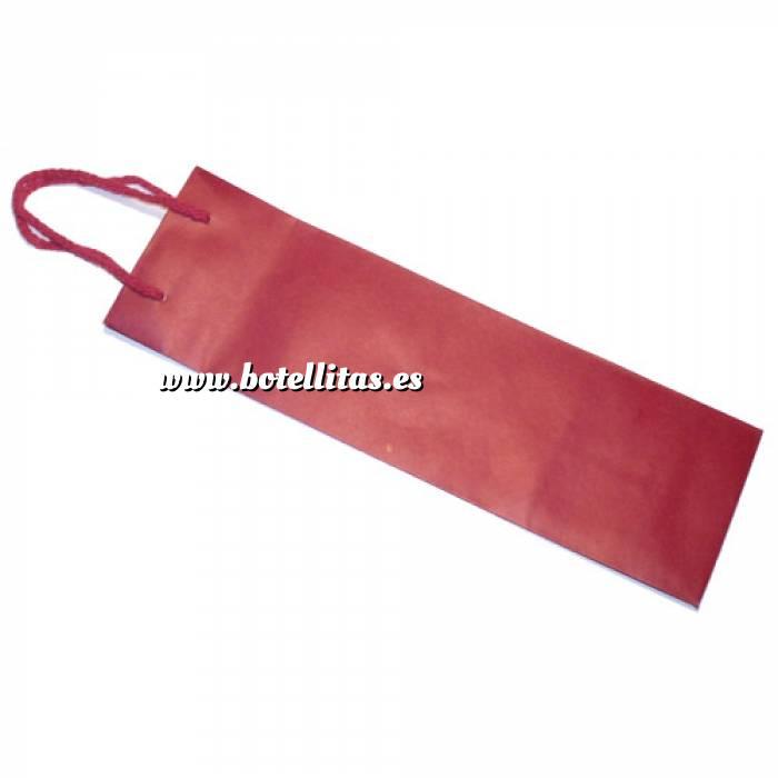 Imagen 5 Vino Bolsa Papel para Vino Rojo Grande (32.5 x 10 cm)