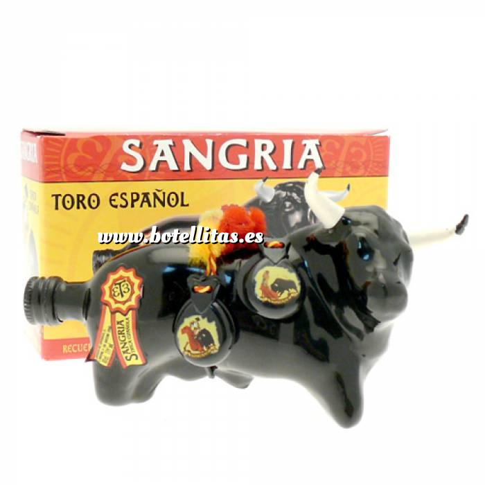 Imagen 5 Vino Sangría Toro Español 10cl