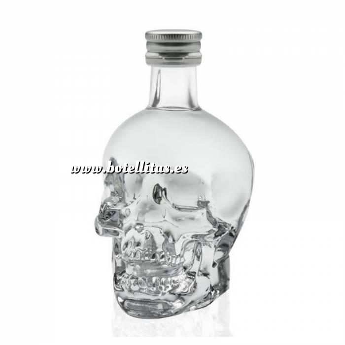 Imagen 6 Vodka Vodka Crystal Head 5cl.