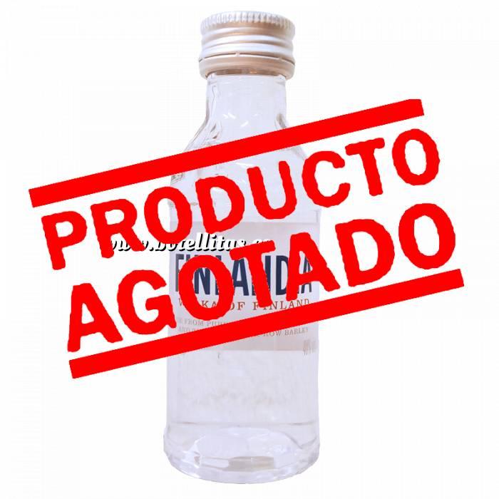 Imagen 6 Vodka Vodka FINLANDIA 5cl.