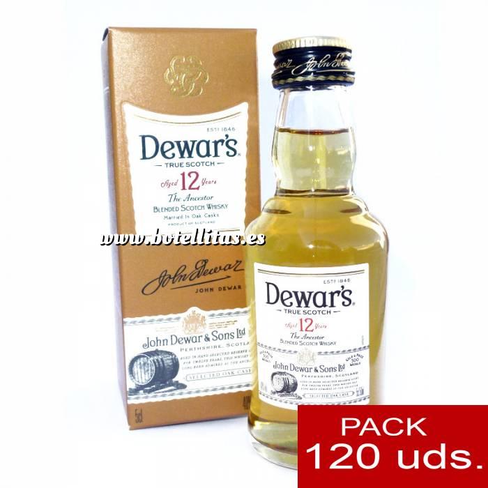 Imagen 6 Whisky Whisky Dewar´s White Label 12 años ed. Especial CAJA DE 120 UDS