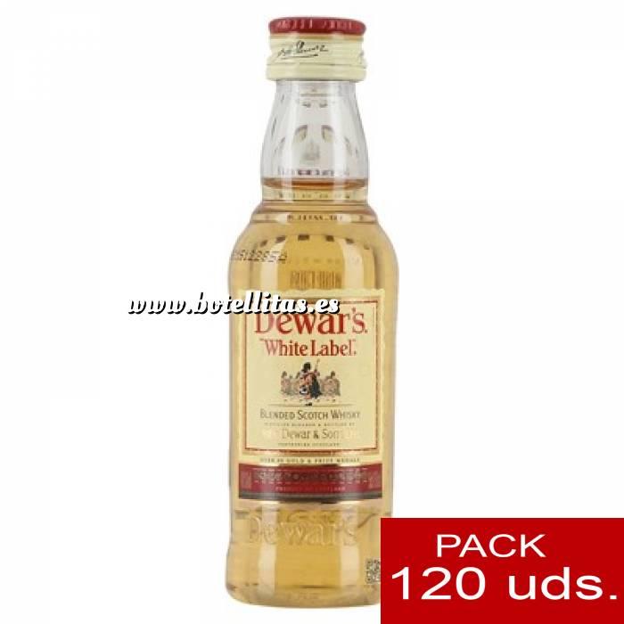 Imagen 6 Whisky Whisky Dewar´s White Label CAJA DE 192 UDS