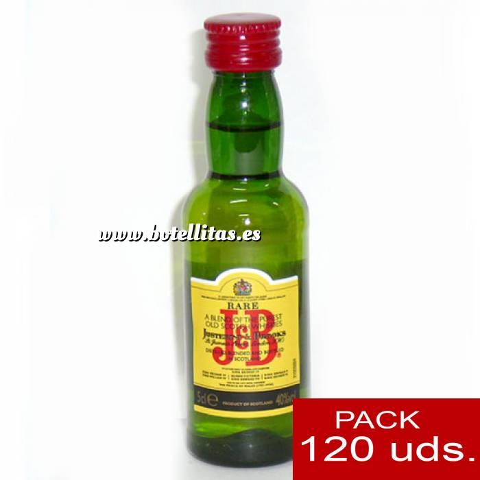 Imagen 6 Whisky Whisky JB 5cl CAJA DE 120 UDS