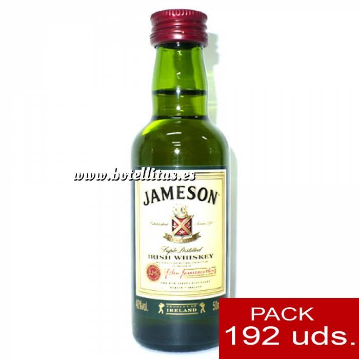 Imagen 6 Whisky Whisky Jameson CAJA DE 192 UDS