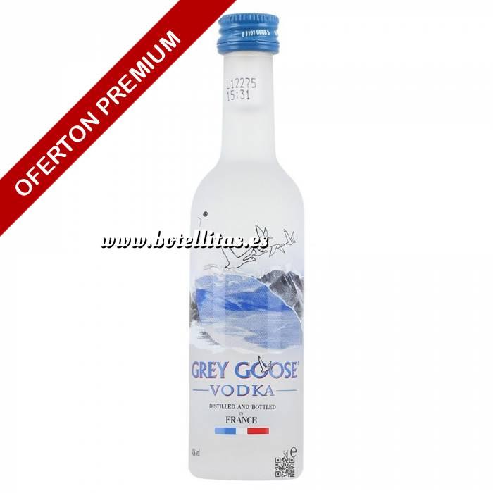 Imagen 7 Vodka Vodka Grey Goose 5cl (OFERTA PREMIUM 2019)