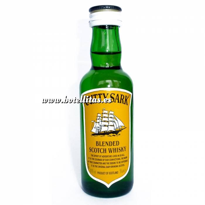 Imagen 7 Whisky Whisky Cutty Sark 5cl (Últimas Unidades)