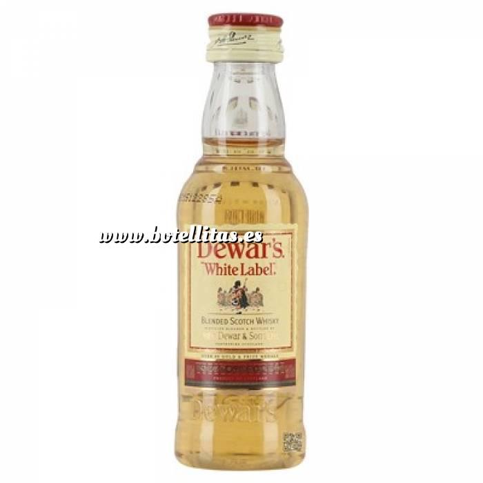 Imagen 7 Whisky Whisky Dewar´s White Label 5cl (OFERTA TEMPORAL)