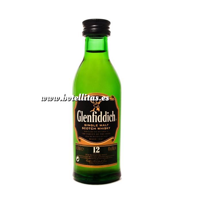 Imagen 7 Whisky Whisky Glenfiddich 12 años (sin tubo), 5cl OFERTA ESTRELLA