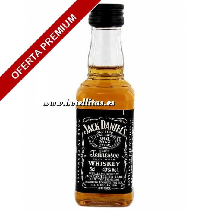 Imagen 7 Whisky Whisky Jack Daniels PLASTICO 5cl (OFERTA LIMITADA)