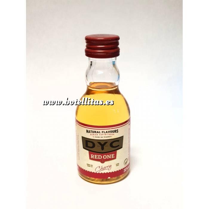 Imagen 8 Whisky Whisky DYC CHERRY 5cl - Ultimas unidades