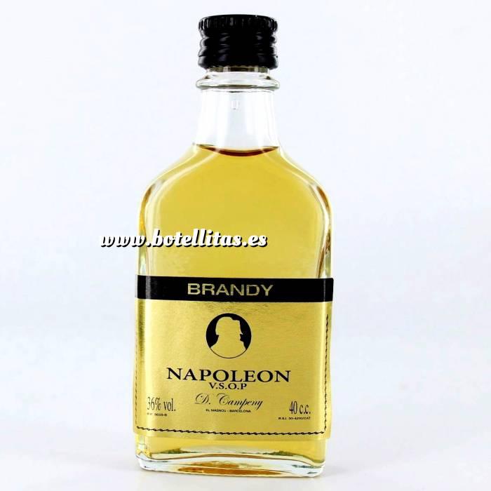 Imagen Brandy Brandy Napoleon 4cl