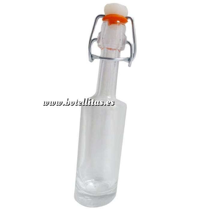 Imagen FRASCAS-TARROS Minibotellita Cristal Vacia ITACA 40 ml (ULTIMA UD) (Últimas Unidades)