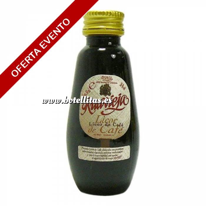 Imagen Licores, Orujos y Crema Licor de Café Ruavieja 5cl