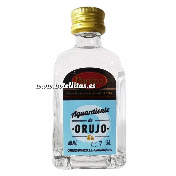 Imagen Licores, Orujos y Crema Mini Aguardiente de Orujo Panizo 5cl