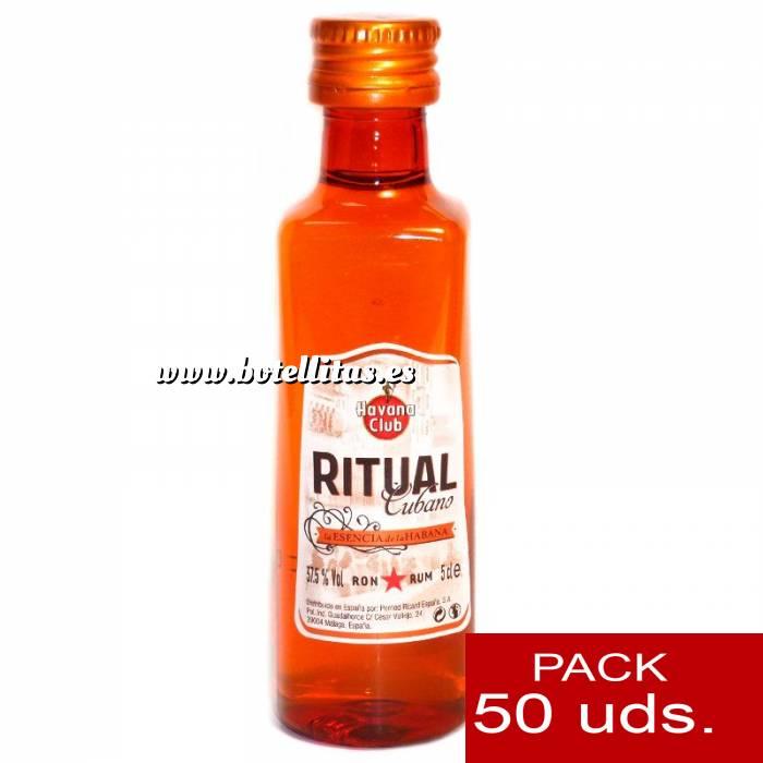 Imagen Ron Ron Havana Ritual 5cl CAJA DE 50 UDS
