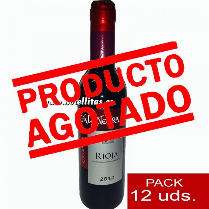 Imagen Vino Vino Pata Negra Rioja Crianza 37.5 cl CAJA COMPLETA 12 UDS