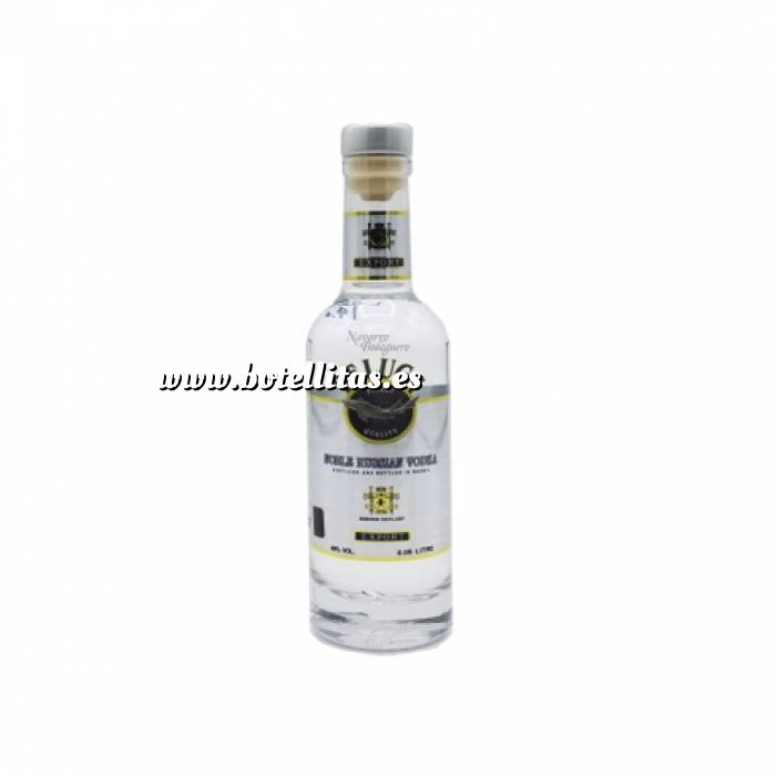 Imagen Vodka Vodka Beluga Noble 5cl