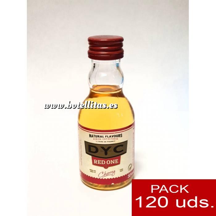 Imagen Whisky Whisky DYC CHERRY CAJA DE 120 UDS - Ultimas unidades (Últimas Unidades)