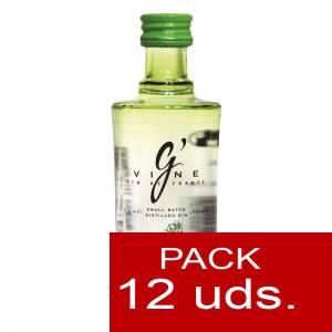 1 Ginebra - Ginebra G Vine Floraison 5cl 1 PACK DE 12 UDS