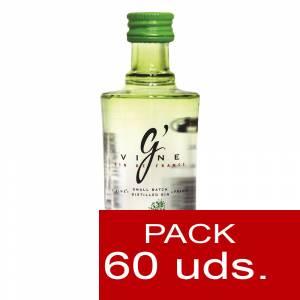 1 Ginebra - Ginebra G vine Floraison 5cl CAJA DE 60 UDS