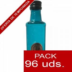 1 Ginebra - Ginebra PUERTO DE INDIAS CLASSIC AZUL 5cl CAJA 96 UDS