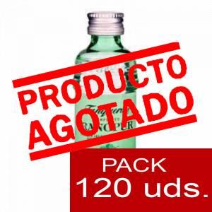 1 Ginebra - Ginebra Tanqueray RANGPUR 5 cl CAJA DE 120 UDS.