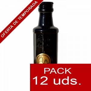 2 Ginebra - Ginebra PUERTO DE INDIAS PURE BLACK 5cl 1 PACK DE 12 UDS