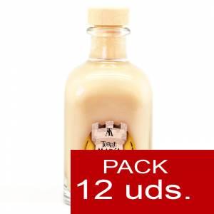 2 Licores, orujos y crema - Crema de licor Torre María FRASCA 100 - CAJA DE 12 UDS