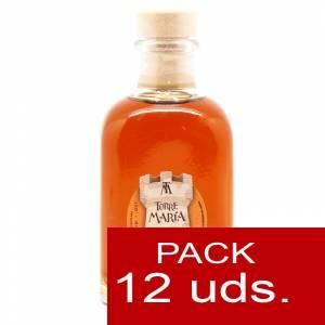 2 Licores, orujos y crema - Licor de Caramelo Torre María FRASCA 100 - CAJA DE 12 UDS