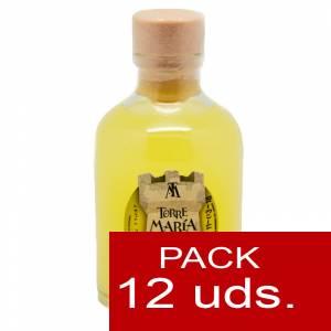 2 Licores, orujos y crema - Licor de Limón ROCÍO 50 (Torre María) - CAJA DE 12 UDS