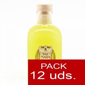 2 Licores, orujos y crema - Licor de Limón Torre María FRASCA 100 - CAJA DE 12 UDS