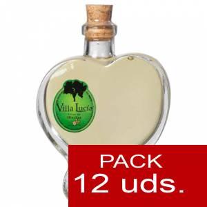 2 Licores, orujos y crema - Orujo de Hierbas Villa Lucía CUORE 10 cl. CAJA DE 12 UDS (Últimas Unidades)