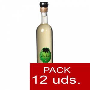 2 Licores, orujos y crema - Orujo de Hierbas Villa Lucía EXTREME 10 cl. CAJA DE 12 UDS (Últimas Unidades)