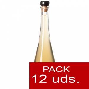 2 Licores, orujos y crema - Orujo de Hierbas Villa Lucía RAQUEL 10 cl. CAJA DE 12 UDS (Últimas Unidades)