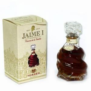 3 Coñac - Coñac Jaime I 5cl