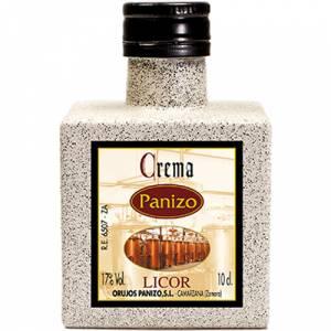 3 Licor, Orujo y Cremas - Mini Crema de Orujo Panizo 10cl