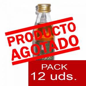3 Ron - Ron Arehucas 7 años 5cl - PT 1 PACK DE 12 UDS